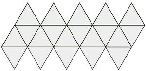 Icosahedron - Geometry Calculator
