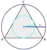 Equilateral Triangle Geometry Calculator
